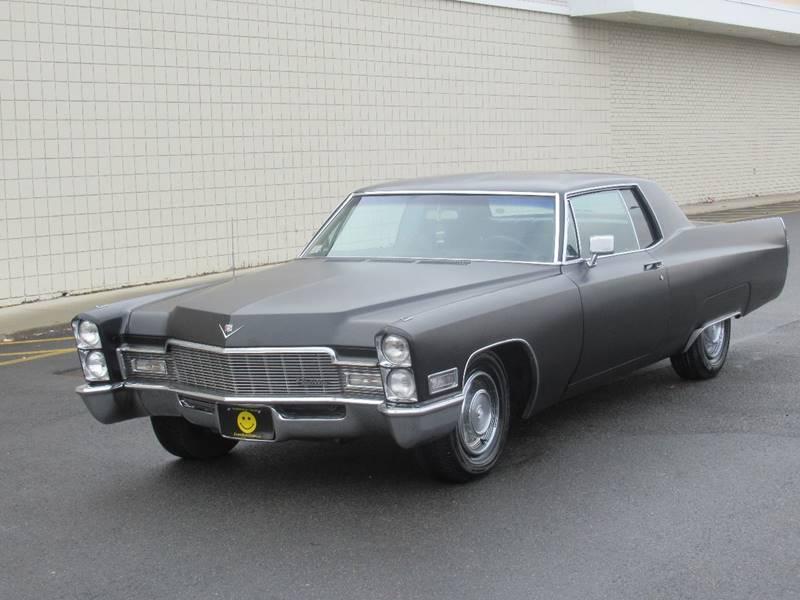 1968 cadillac deville coupe in somerville ma john 39 s auto sales. Black Bedroom Furniture Sets. Home Design Ideas