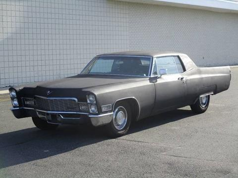 1968 Cadillac DeVille for sale in Somerville, MA