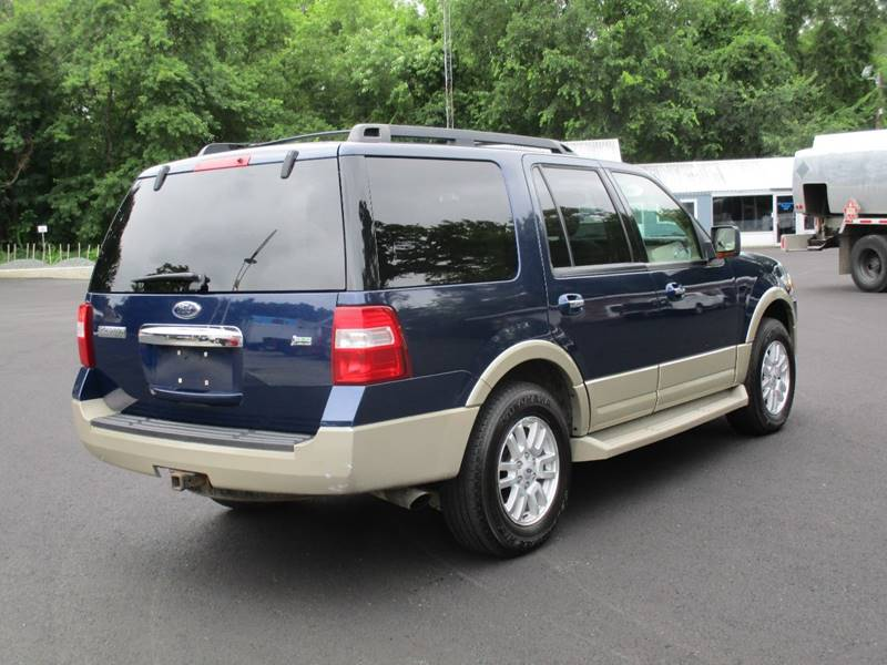 2009 Ford Expedition 4x4 Eddie Bauer 4dr SUV - Somerville MA