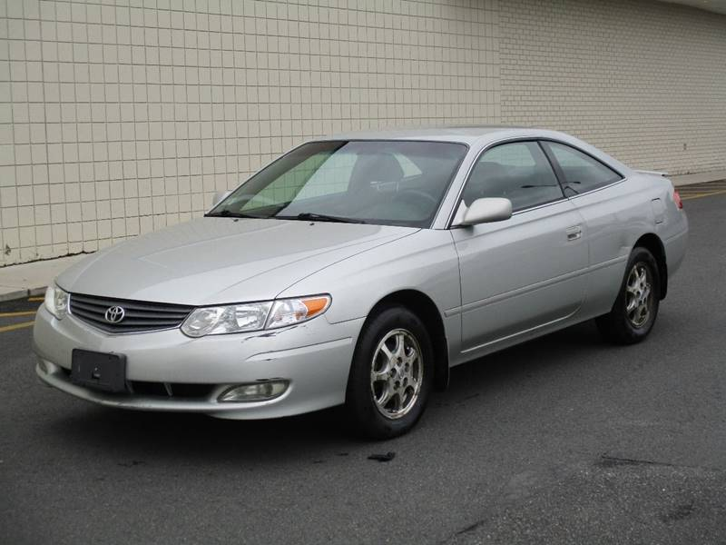 2003 Toyota Camry Solara SE 2dr Coupe - Somerville MA