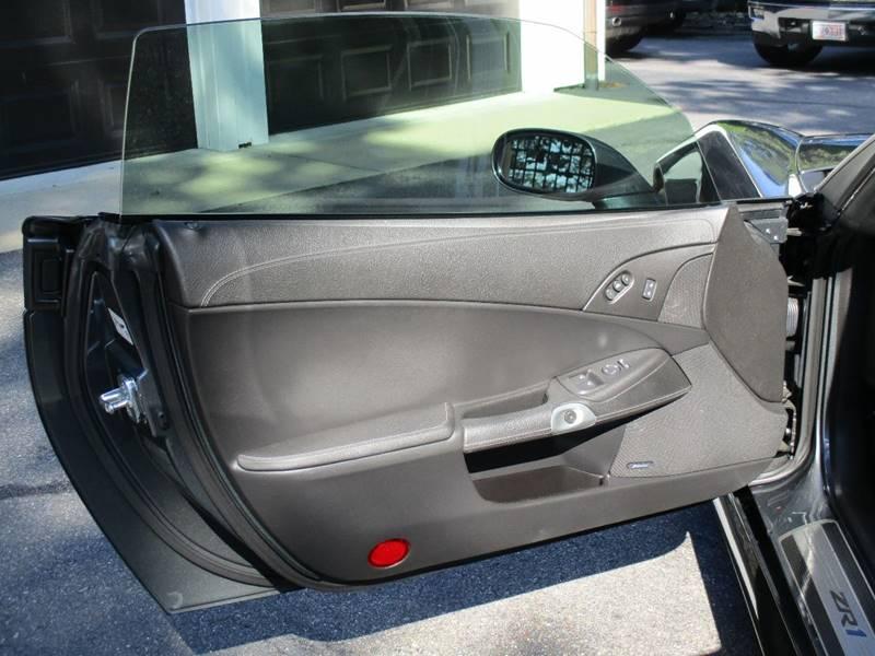 2010 Chevrolet Corvette ZR1 2dr Coupe w/ 3ZR - Somerville MA