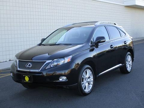 2010 Lexus RX 450h for sale in Somerville, MA