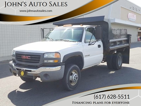 2003 GMC C/K 3500 Series for sale in Somerville, MA