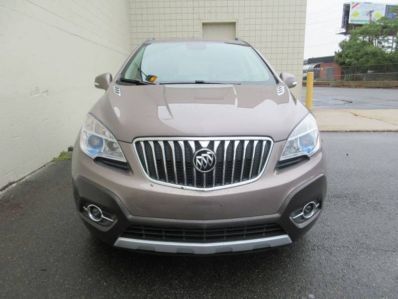 2014 Buick Encore AWD Leather 4dr Crossover - Somerville MA