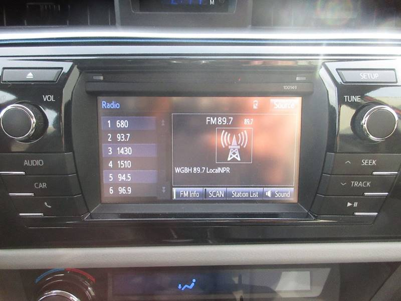 2015 Toyota Corolla LE Plus 4dr Sedan - Somerville MA