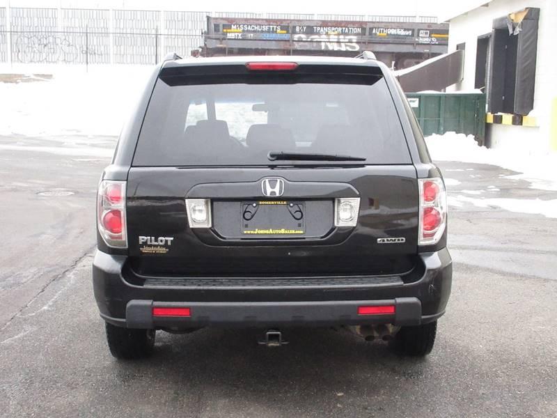 2007 Honda Pilot EX 4dr SUV 4WD - Somerville MA