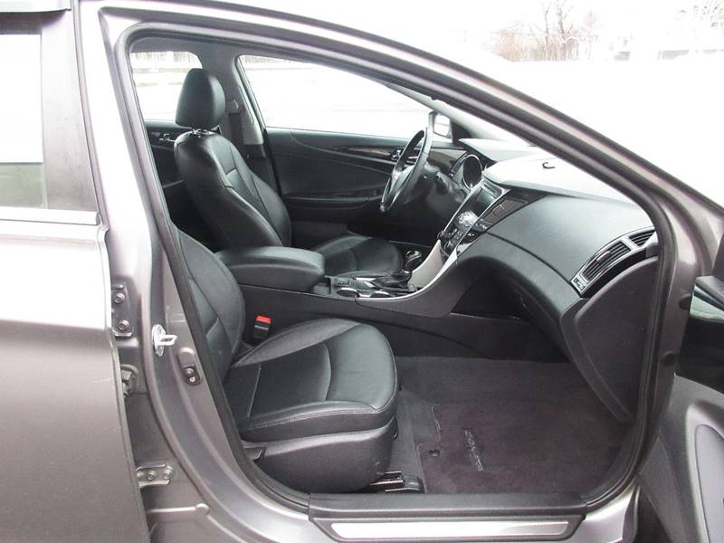 2011 Hyundai Sonata Limited 4dr Sedan - Somerville MA