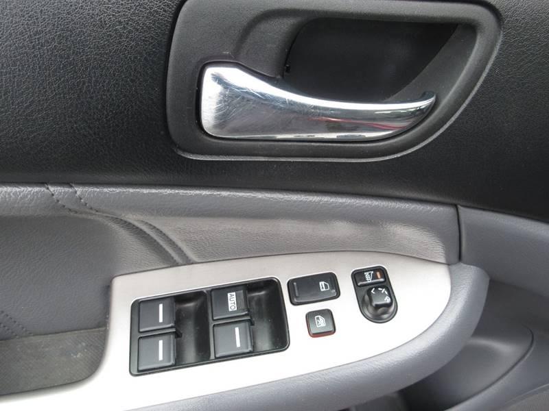 2007 Honda Accord Hybrid 4dr Sedan - Somerville MA