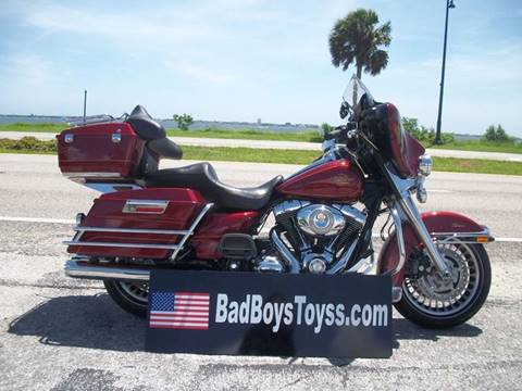 2010 Harley-Davidson Ultra Classic Electra Glide for sale in Palm Bay, FL