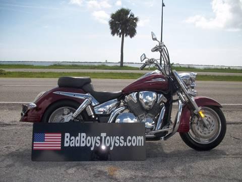 2006 Honda VTX for sale in Palm Bay, FL