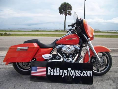 2012 Harley-Davidson Street Glide for sale in Palm Bay, FL