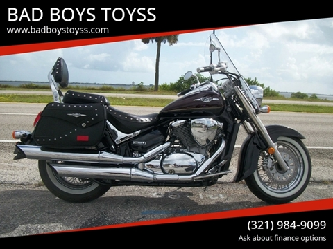 2015 Suzuki Boulevard  for sale in Palm Bay, FL