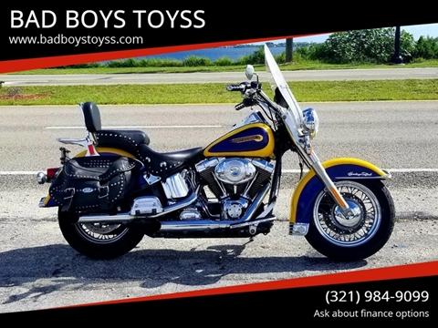 2004 Harley-Davidson Heritage Softail  for sale in Palm Bay, FL