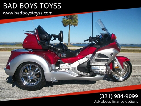 2012 Honda Goldwing for sale in Palm Bay, FL