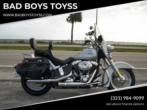 2010 Harley-Davidson Heritage Softail Classic for sale in Palm Bay, FL
