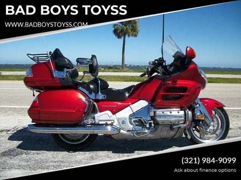 2008 Honda Goldwing for sale in Palm Bay, FL