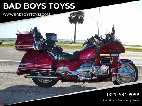 1995 Honda Goldwing for sale in Palm Bay, FL