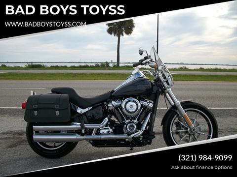 2019 Harley-Davidson Softail Low rider for sale in Palm Bay, FL