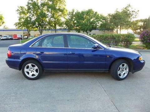 1999 Audi A4 For Sale In Sacramento, CA