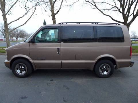 2001 GMC Safari for sale in Sacramento, CA