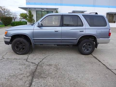1997 Toyota 4Runner For Sale In Sacramento, CA