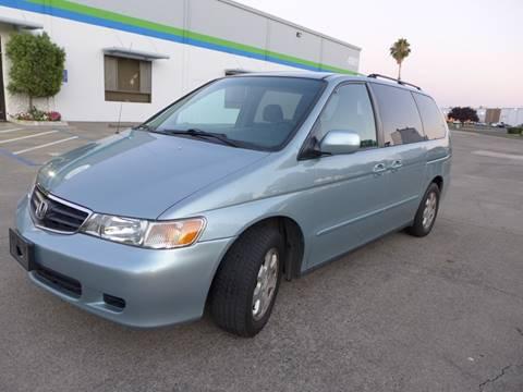 2004 Honda Odyssey for sale in Sacramento, CA