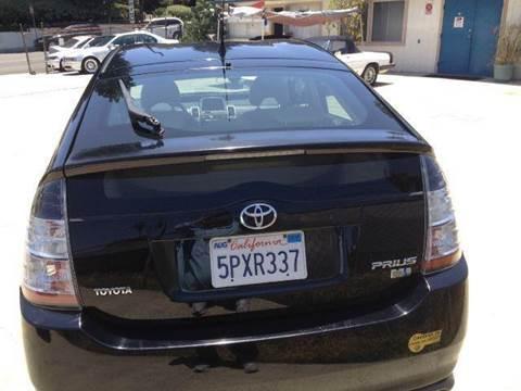 2005 Toyota Prius for sale at A 1 MOTORS in Lomita CA
