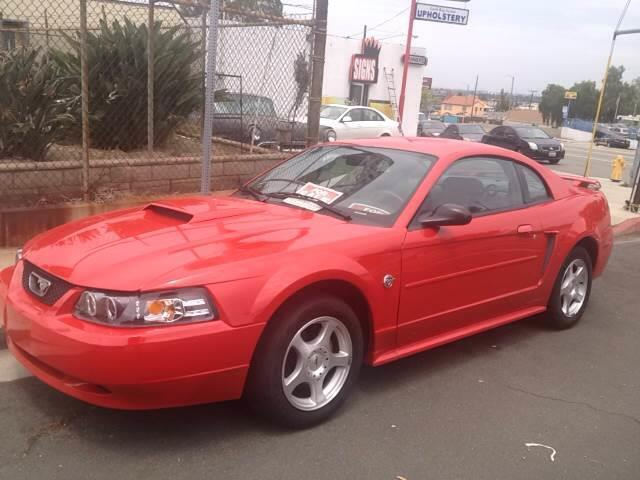 2004 Ford Mustang for sale at A 1 MOTORS in Lomita CA