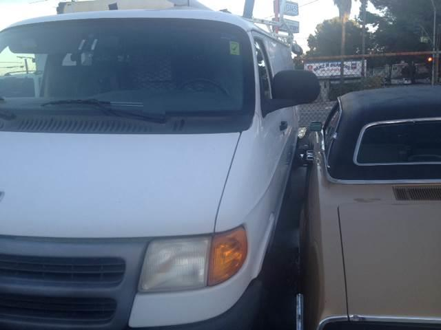1998 Dodge Ram Cargo for sale at A 1 MOTORS in Lomita CA