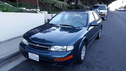 1998 Nissan Maxima for sale at A 1 MOTORS in Lomita CA