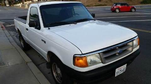 1996 Ford Ranger for sale at A 1 MOTORS in Lomita CA