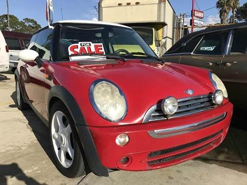 2005 MINI Cooper for sale at A 1 MOTORS in Lomita CA