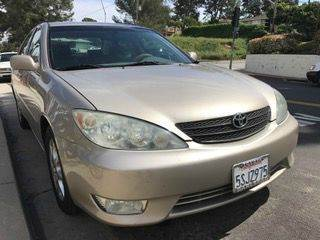 2006 Toyota Camry for sale at A 1 MOTORS in Lomita CA