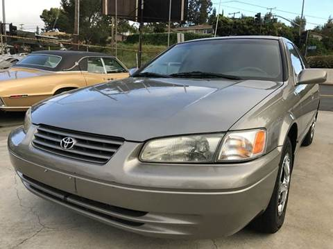1998 Toyota Camry for sale at A 1 MOTORS in Lomita CA