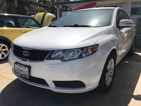 2012 Kia Forte for sale at A 1 MOTORS in Lomita CA