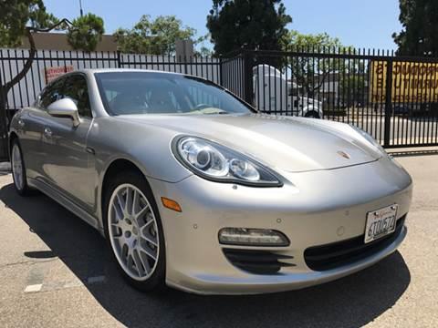 2010 Porsche Panamera for sale at A 1 MOTORS in Lomita CA