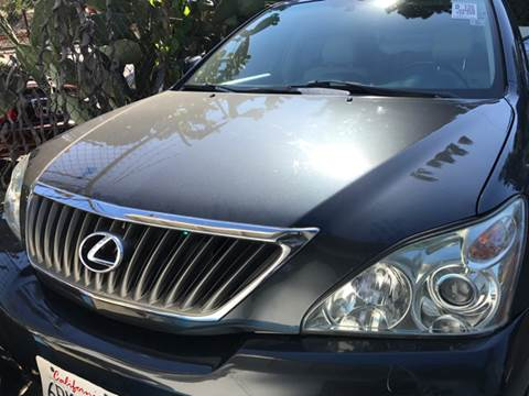 2008 Lexus RX 350 for sale at A 1 MOTORS in Lomita CA
