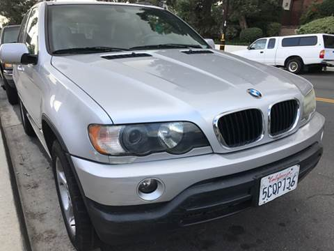 2003 BMW X5 for sale at A 1 MOTORS in Lomita CA