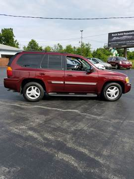2002 GMC Envoy for sale at Country Auto Sales in Boardman OH