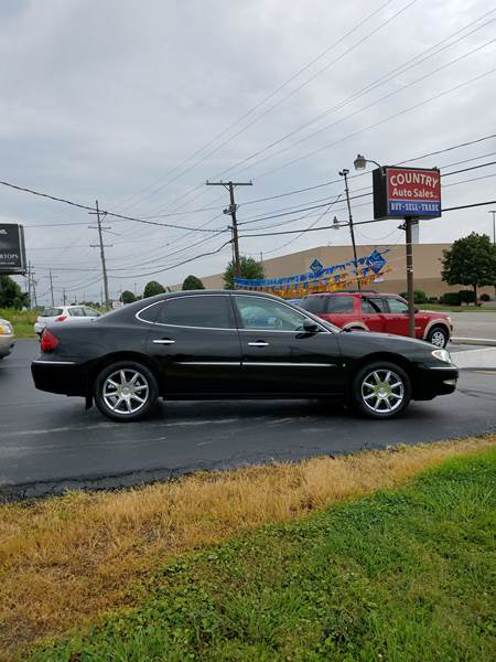 2007 Buick LaCrosse for sale at Country Auto Sales in Boardman OH