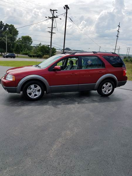 2005 Ford Freestyle Awd Sel 4dr Wagon In Boardman Oh Country Auto