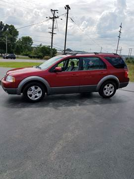 2005 Ford Freestyle for sale at Country Auto Sales in Boardman OH