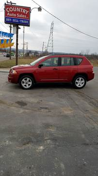 2008 Jeep Compass for sale in Boardman, OH