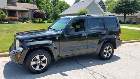 2008 Jeep Liberty for sale in Boardman, OH