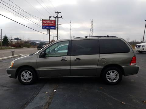2004 Ford Freestar for sale in Boardman, OH