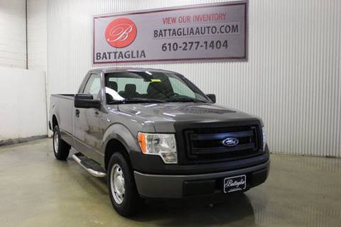 2013 Ford F-150 for sale at Battaglia Auto Sales in Plymouth Meeting PA