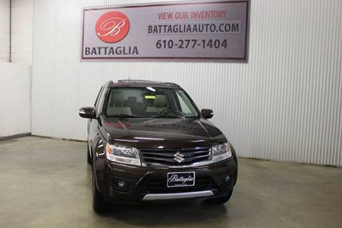 2013 Suzuki Grand Vitara for sale in Plymouth Meeting, PA