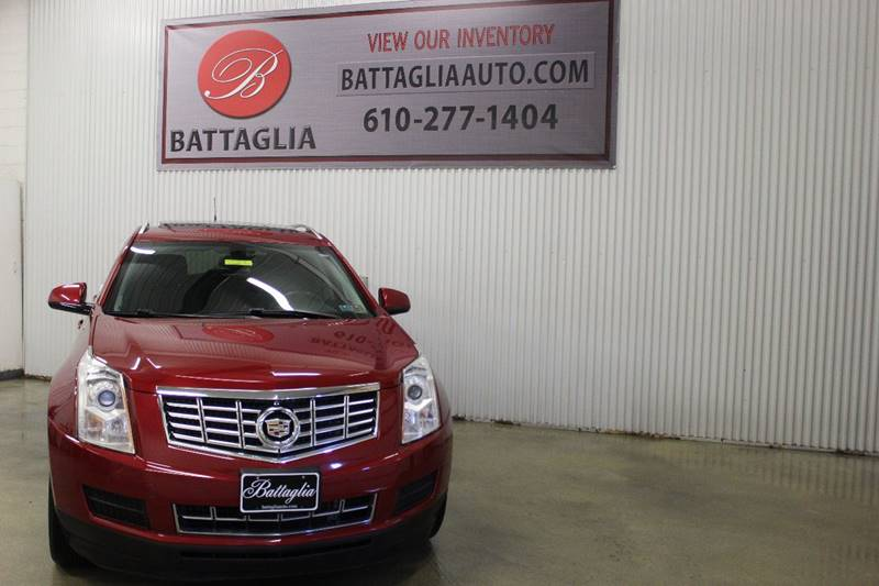 2013 Cadillac Srx Luxury Collection 4dr SUV In Plymouth