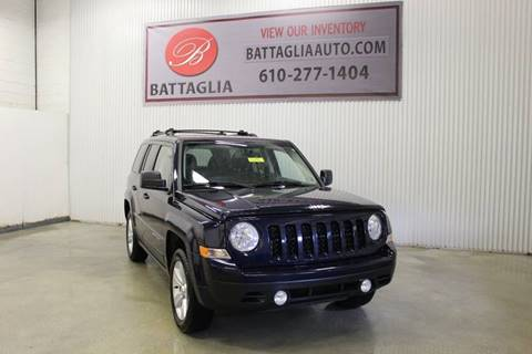 2014 Jeep Patriot for sale at Battaglia Auto Sales in Plymouth Meeting PA