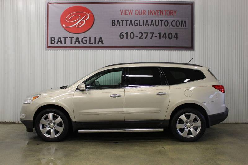 2012 Chevrolet Traverse AWD LT 4dr SUV w/ 1LT In Plymouth